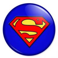 superman badge